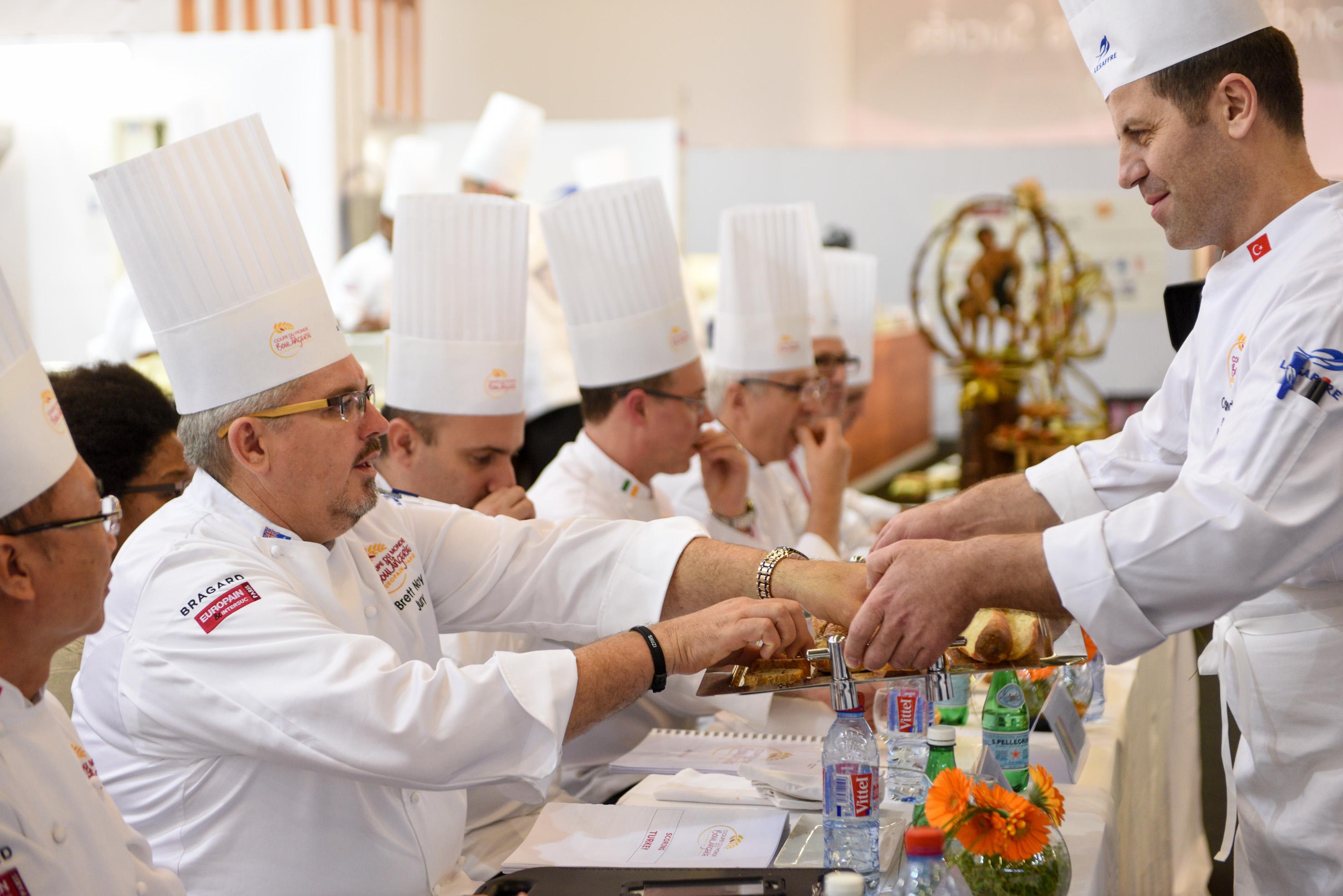 Bir Türk fırıncı, alanında dünyanın en prestijli yarışmalarından biri olan Bakery Masters'ta ilk kez Türkiye'yi temsil edecek.