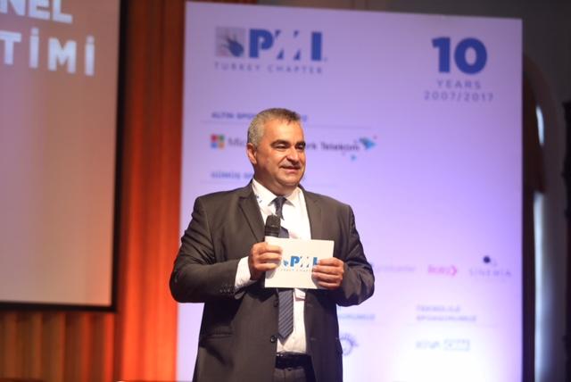 """700'den fazla katılımcısı ile PM Summit İstanbul Zirvesi'nin ana teması """"Endüstri'de 4.0'da Proje Yönetimi"""" olacak"""