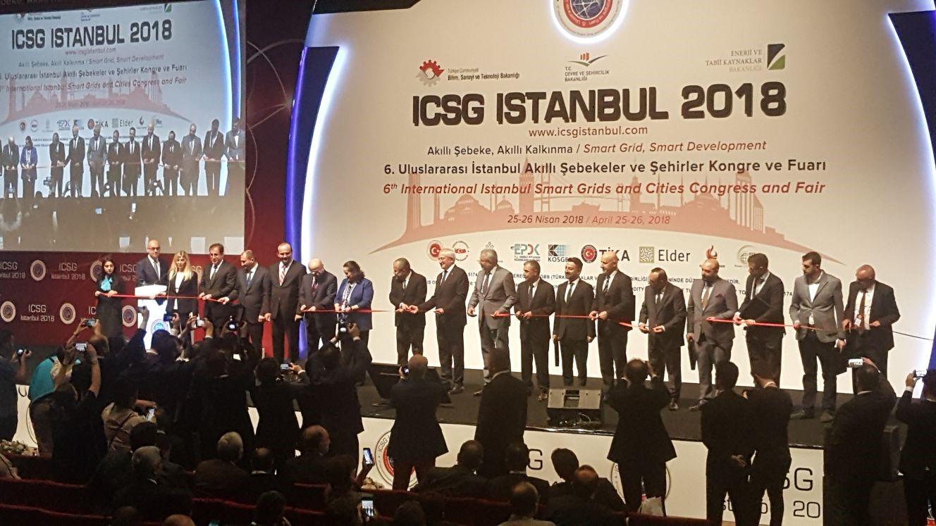 ICSG İstanbul 2019'a 50'den fazla ülkeden 10 bin kişinin katılımı bekleniyor.
