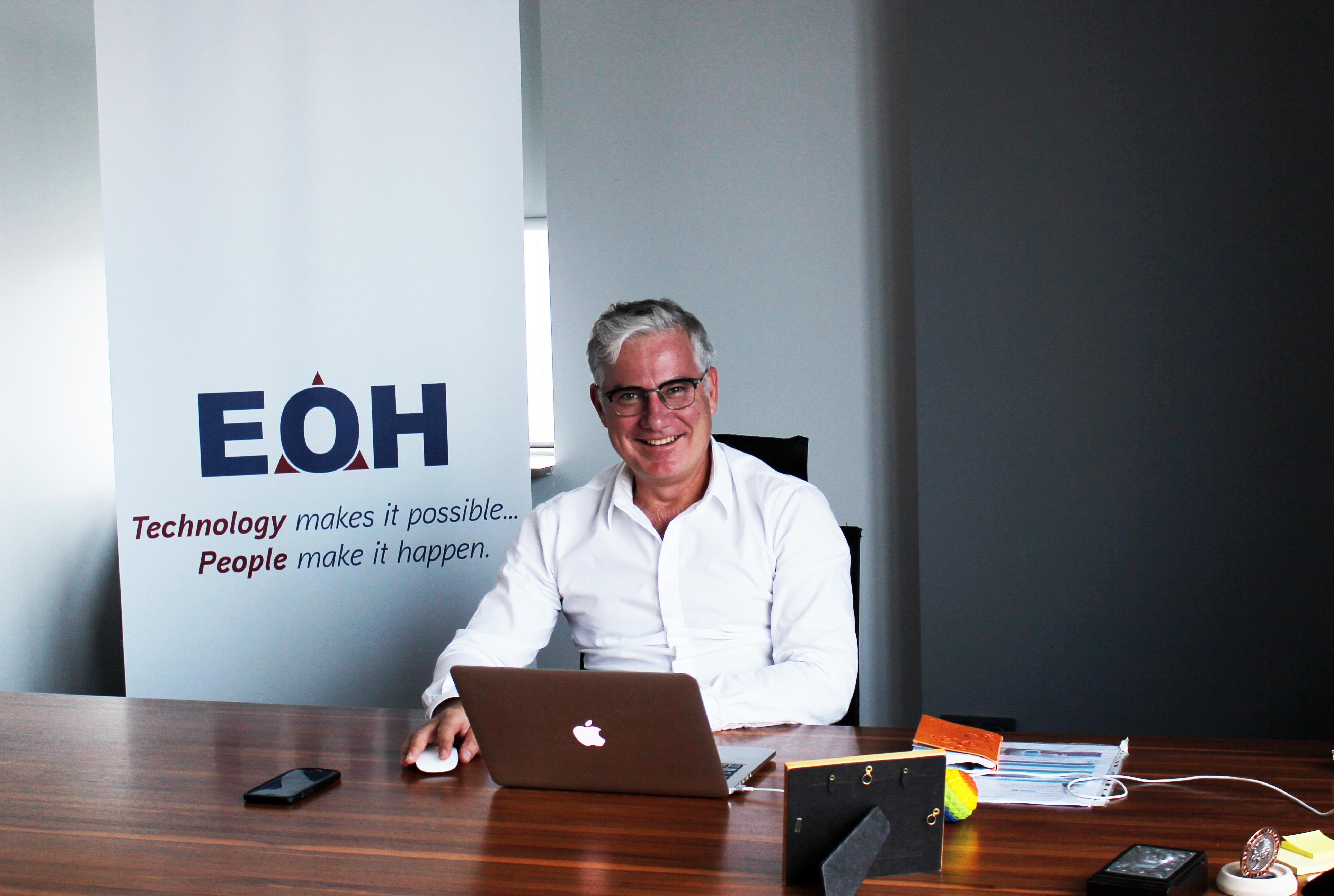 """EOH International, geliştirdiği """"Yeni Nesil Akıllı Atık Yönetim Sistemi"""" projesiyle, dünya devlerinin arasından sıyrılmayı başararak, SAP İnovasyon Ödülleri'nde finale kalan şirketler arasına adını yazdırdı."""