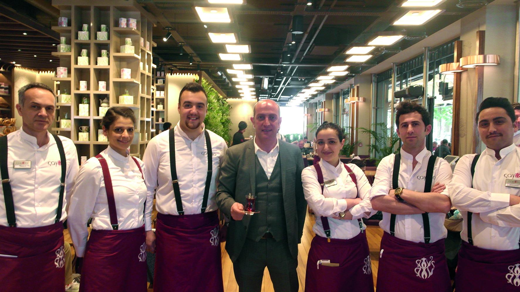 Son yıllarda dönüşüm geçiren ve kendini yenileyen Çaykur, bu yenilenme döneminde Didi ve Golden İstanbul gibi yeni markalar yarattı.