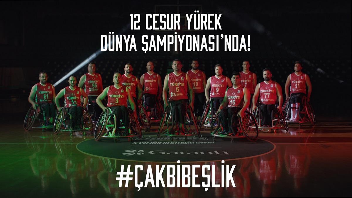 Garanti Bankası, Türk basketboluna 17 yıldır verdiği kesintisiz desteğin yanı sıra her sene olduğu gibi bu sene de millilerimize özel bir reklam kampanyası hazırladı.