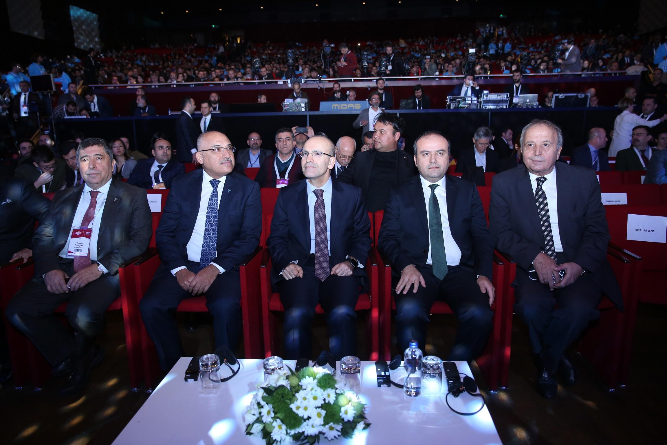 Türkiye İhracatçılar Meclisi'nin (TİM) 2012 yılından bu yana düzenlediği Türkiye İnovasyon ve Girişimcilik Haftası İstanbul Kongre Merkezinde başladı