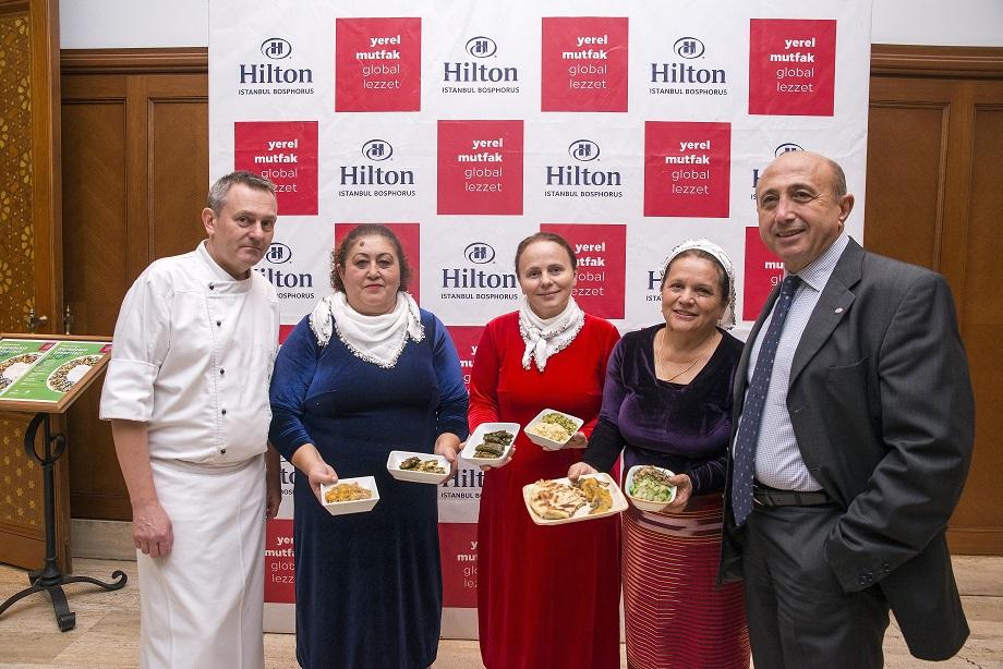 Hilton İstanbul Bosphorus'un geçtiğimiz Mart ayında başladığı ve ilk iki durağıyla yoğun ilgi gören 'Yerel Mutfak, Global Lezzet' projesi Anadolu'nun yöresel lezzetlerini tanıtmaya devam ediyor.