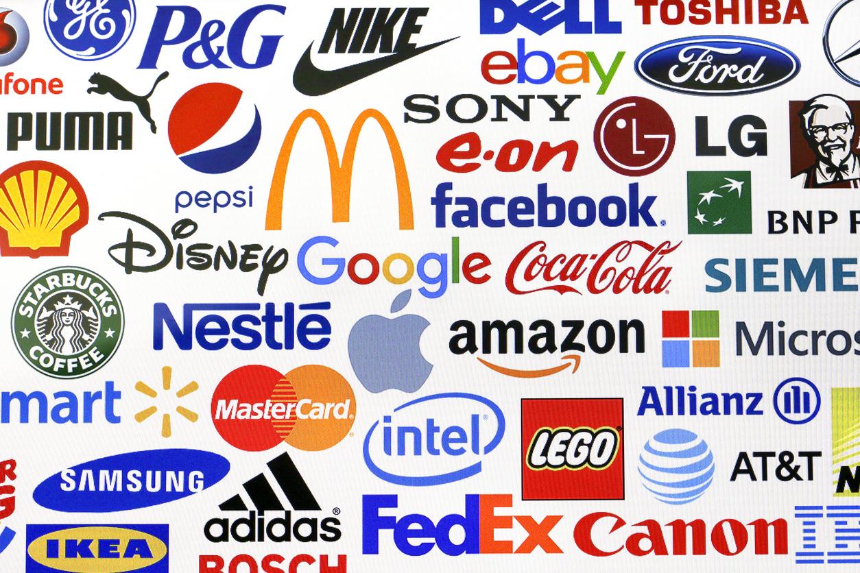 Dünyaca ünlü markaların, logo ve isim çalışmalarındaki ayrıntılar oldukça ilgi çekici...