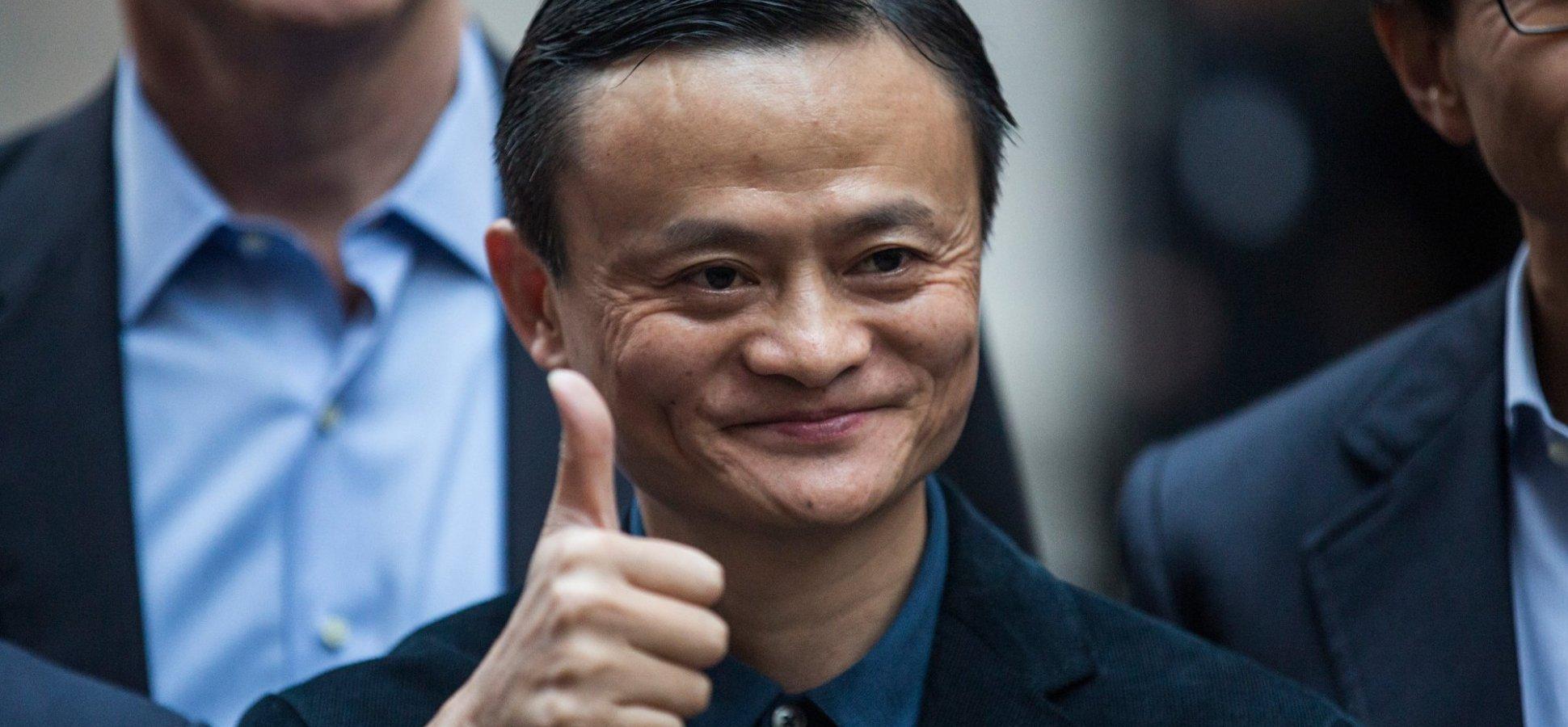 """Asya'nın en değerli şirketi """"Alibaba Grubunun"""" kurucusu Jack Ma, yönetim kurulu başkanlığı görevini kime devredeceğini açıkladı."""